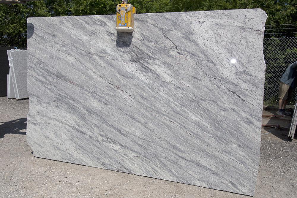 Thunder White Granite : New granite colours now available devon kitchen
