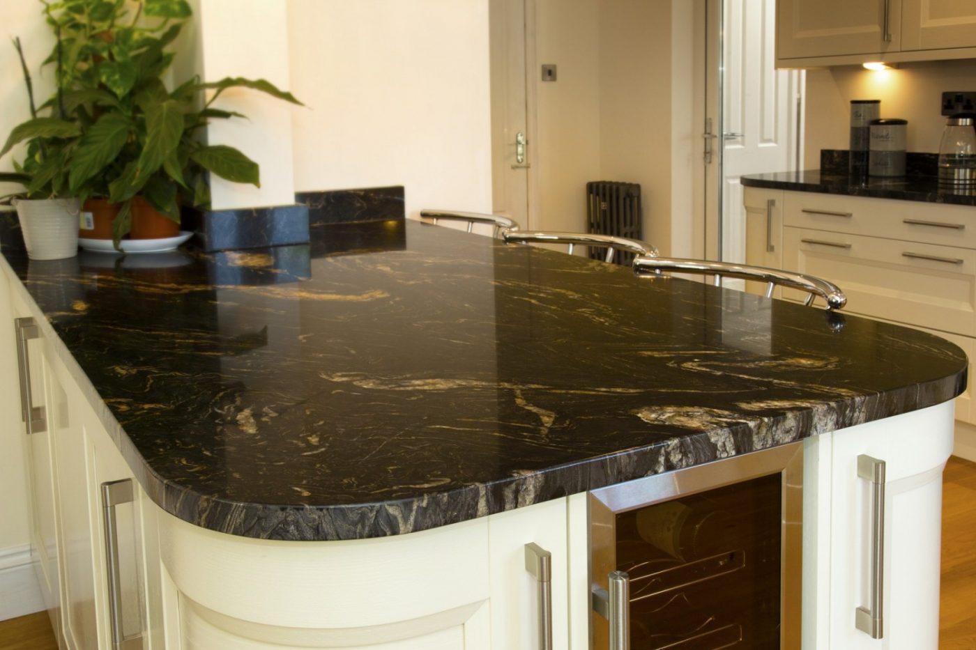 Granite Kitchen Countertops Colours